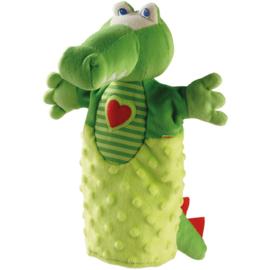 Haba Poppenkastpop krokodil