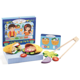 Djeco - Pita/broodjeszaak - Cyrus en Lena