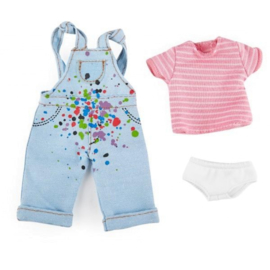 Kruselings - Chloe a gifted painter outfit