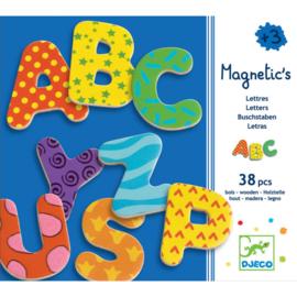 Djeco - Magneten letters