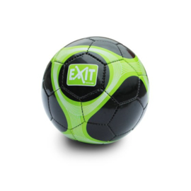 EXIT voetbal maat 5 - groen/zwart