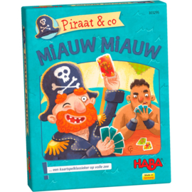 Haba Piraat & co – Miauw miauw
