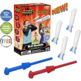 Stomp Rocket - BLOW Rockets