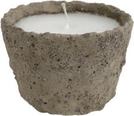 Kaars In Pot Bruce 9 X 7 Cm