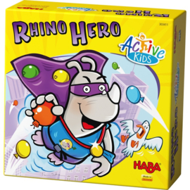 Haba rhino hero - active kids