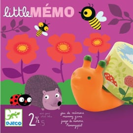 Djeco - Little memo