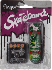 Fidget toy - Vinger skateboard