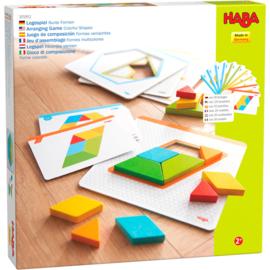 Haba - Legspel Kleurrijke vormen