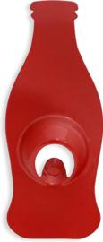 Balvi - Flessenopener Soda rood