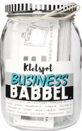 Kletspot - Business Babbel
