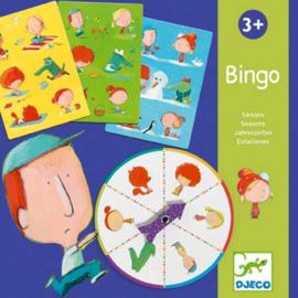 Djeco- Bingo - De seizoenen