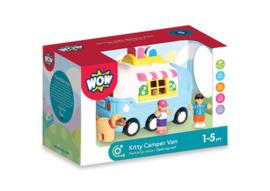 WoW Toys - Speelgoedvoertuig Camper Kitty