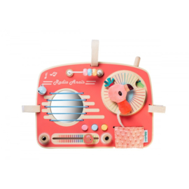 Lilliputiens - Activiteitenpaneel radio