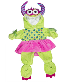 """GIRLIE"" MONSTER COSTUME"