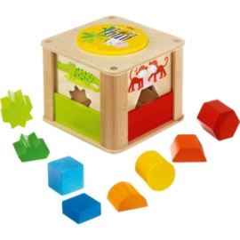 Haba - Sorteerbox Zoodieren