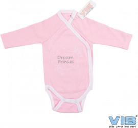 Body VIB - Droomprinses - Roze + Wit