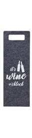 Wijnzak - It's wine O'clock
