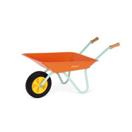 JANOD - Metalen kruiwagen Happy Garden
