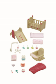 Sylvanian Families - Babykamerset
