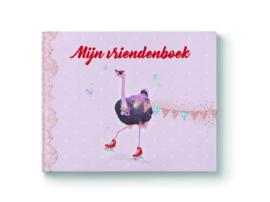 Enfant Terrible - Vriendenboekje - Struisvogel