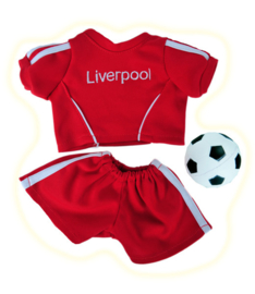 """LIVERPOOL"" SOCCER OUTFIT"