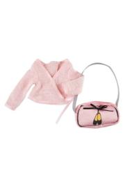 Vera ballet jacket with bag