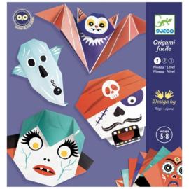 Djeco - Origami - Griezels (Glow in the dark)