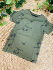 T-Shirt - Palmboom Army