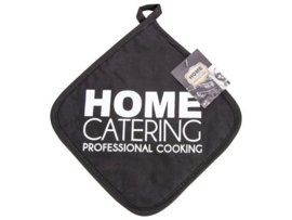 Pannenlap 'Home Catering' - 20x20cm