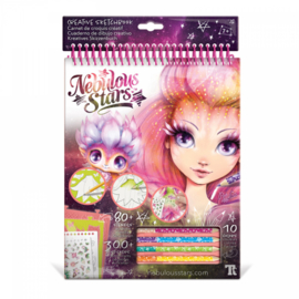 NEBULOUS STARS  - Creatief schetsboek - Petulia