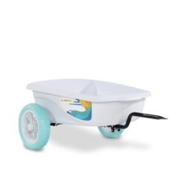 EXIT - Foxy Club skelter aanhangwagen - wit