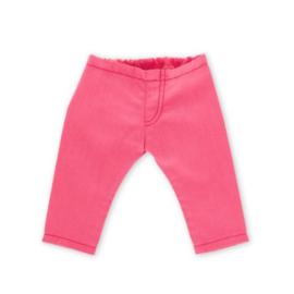 Ma Corolle - Pantalon Geranium - Roze broek