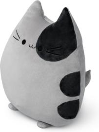 Balvi - Katten kussen - Grijs