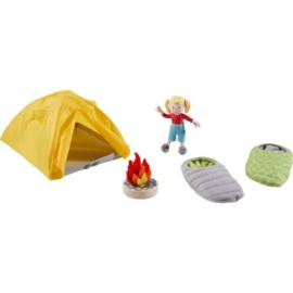 Haba - Little Friends - Speelset kamperen