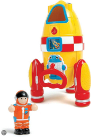 Wow Toys - Ronnie Rocket - Ruimte Raket