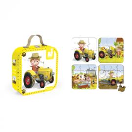Peter's Tractor