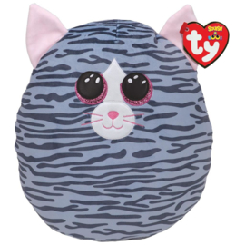 Fidget toy - Squishmallow -  Ty Squish a Boo - Kiki The Cat - 31 cm