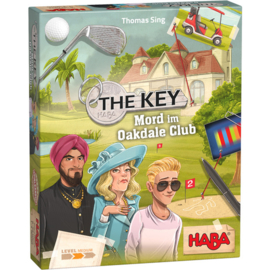 Haba - The Key – Moord in de Oakdale Club