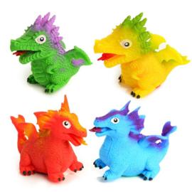 Fidget toy -  Binnenste-buiten Draken Ei Speelgoed