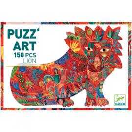 Djeco - Puzz'Art Leeuw