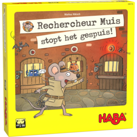 Haba - Rechercheur Muis stopt het gespuis!