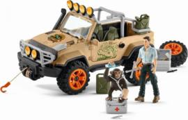 Schleich - 4 X 4 Jeep