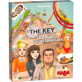 Haba - The Key – Sabotage in Lucky Lama Land