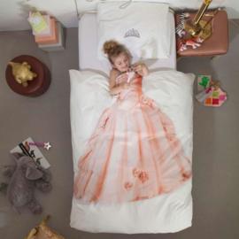 Snurk Dekbedovertrek - Prinses roze