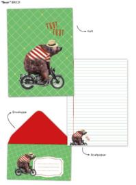 Enfant Terrible - Briefpapier - Bear
