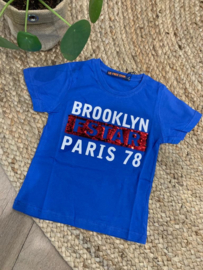 T-shirt - Brooklyn/Paris