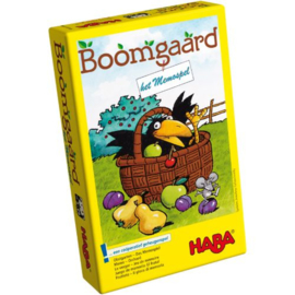 Haba Boomgaard - het memospel