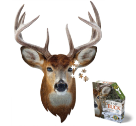 Puzzel - I am Buck
