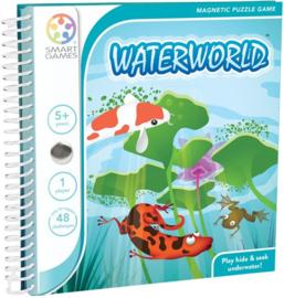 Magnetisch reisspel - Waterworld