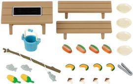 Sylvanian Families - Barbecueset voor de Familie